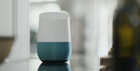 Google Home puede ponerte en forma física y mental
